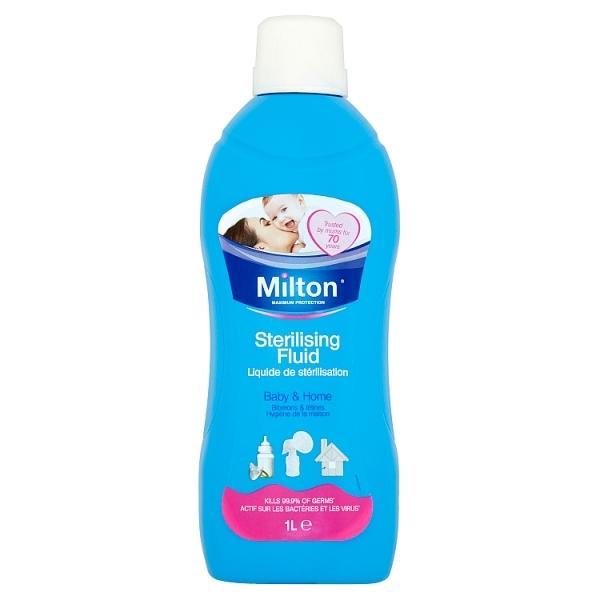 Milton Sterilising Fluid 1000 ml