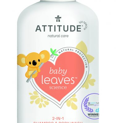 Baby Leaves 2in1 Shampoo - pear nectar