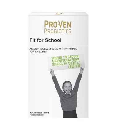 Pro-Ven Probiotics Fit for School 30 Pack
