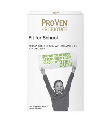 Pro-Ven Probiotics Fit for School Powder 14 Pack