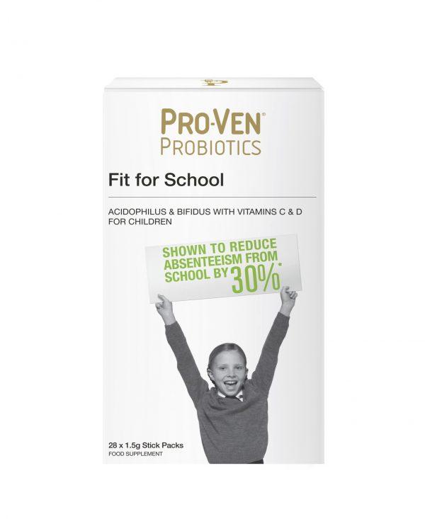 Pro-Ven Probiotics Fit for School Powder 28 Pack