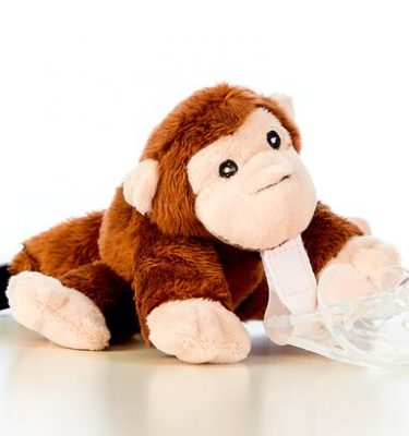 Snuggle Soother Baby Monkey