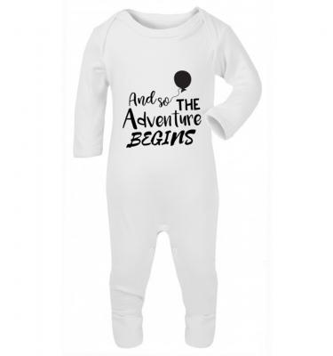 Stork & Co - Adventure sleepsuit