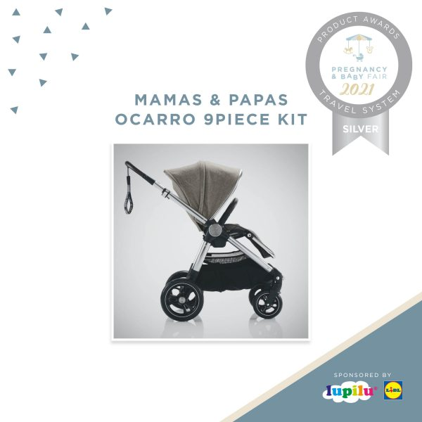 Travel System Silver