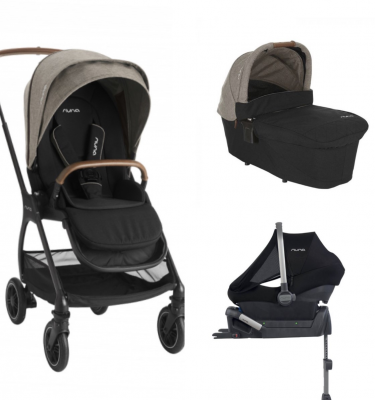 Nuna Triv Pram Package
